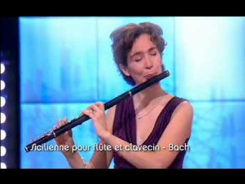 Bach Sicilienne - Wooden flute - Juliette Hurel
