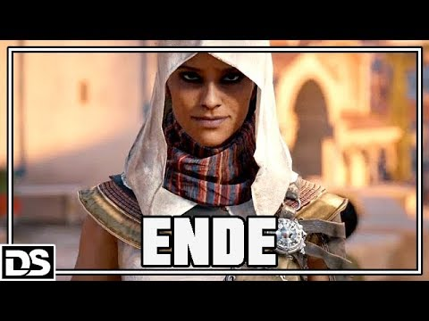Assassin's Creed Origins Gameplay German #51 - Das Ende/Ending (Let's Play Deutsch)