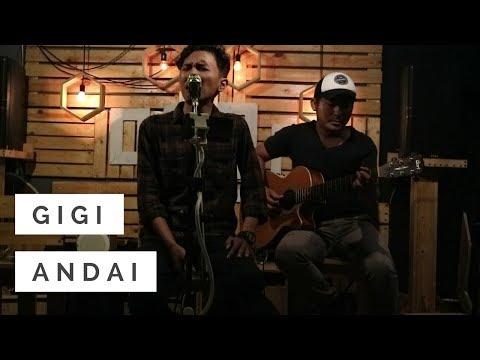 Gigi - Andai (Cover) | Halik Kusuma feat Yuma