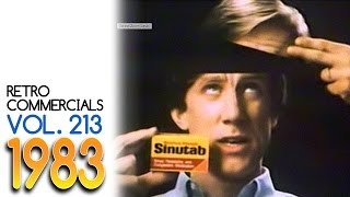 Retro Commercials Vol 213 1983 HD
