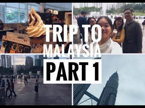 VLOG#4 |Trip to Malaysia Part 1