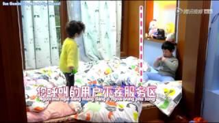 [Vietsub HD] Baby Để Anh Đi Mùa 2 - Jackson đanh đá hệt như bố nó.
