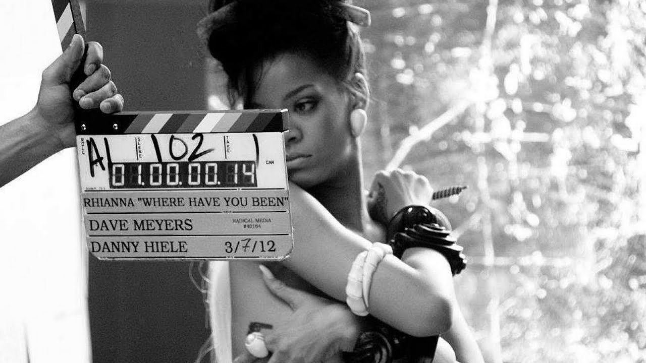 Rihanna | behind the scenes best moments