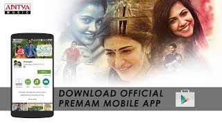 Download Hindi Video Songs - Premam Official Mobile App | Download Now
