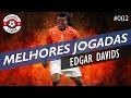 As Melhores Jogadas e Gols de Edgar Davids HD