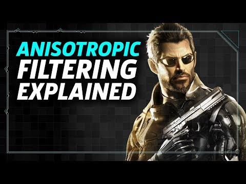 What Is Anisotropic Filtering? - PC Graphics Settings Explainer