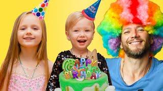 Happy Birthday Song Olivia Sing-Along Nursery Rhymes & Kids Song by Olivia Kids Tube