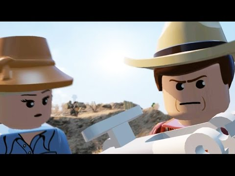 PROLOGUE! | Lego Jurassic World!