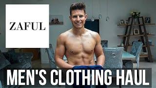 Zaful Men's Clothing Haul | Autumn 2018 (£200)