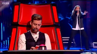 The Voice UK - Blind Audition - Rick Snowdon - Spell on You