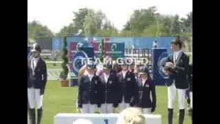 European Pony Eventing Championships 2013 - Yasmin Ingham & Craig Mor Tom (Clips)