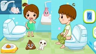 Tuvalet Eğitim Şarkısı  Çizgi Film Tadında Eğitici Çocuk Şarkıları
