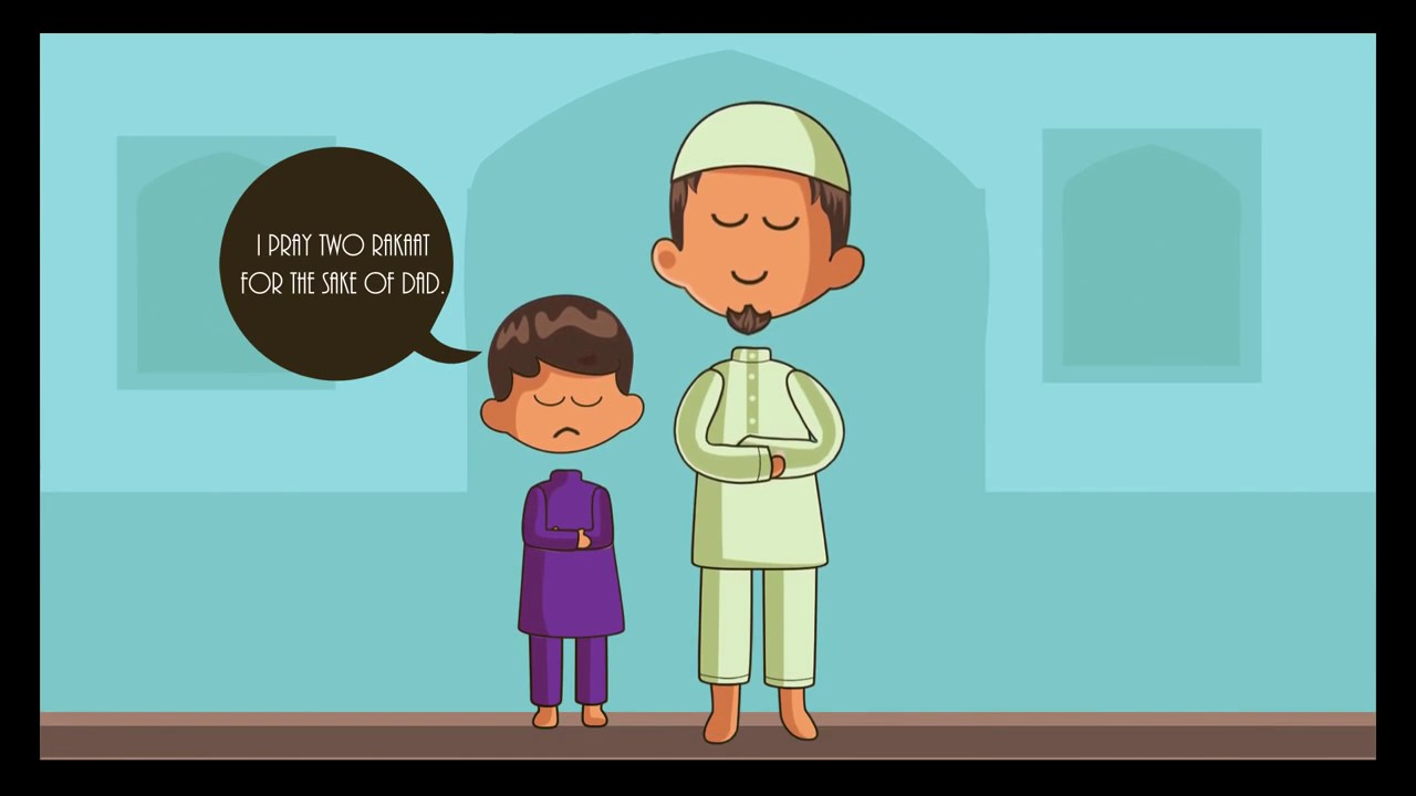 Gambar Animasi Anak Muslim Pergi Sholat Transkrip Kartun Islami Bagaimana Mengajarkan Shalat Pada Anak Nouman Ali Khan Nouman Ali Khan Indonesia