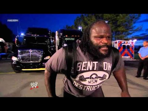 Was Mark Henry Really World S Strongest Man Youtube