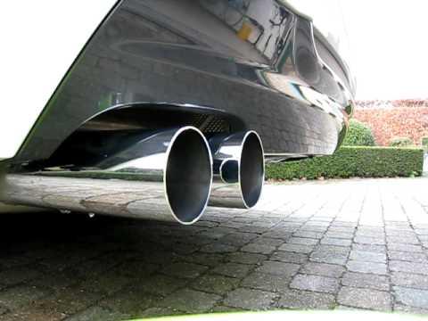 bmw performance exhaust e92 320i 2010 youtube. Black Bedroom Furniture Sets. Home Design Ideas