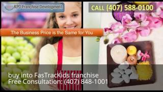 buy into FasTracKids franchise