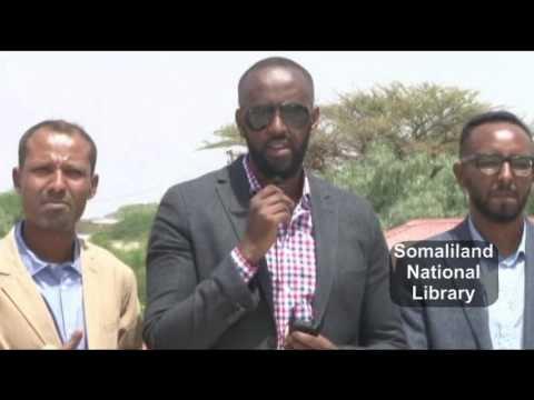 SOMALILAND NATIONAL LIBRARY OQOON YAHANO BOOQDAY