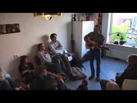Ian Fisher & The Present - The Way To Go (live @ Eat the Music, 23.05.'13)