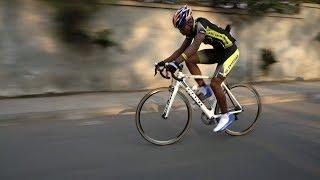Goma Cycling Club training in 360