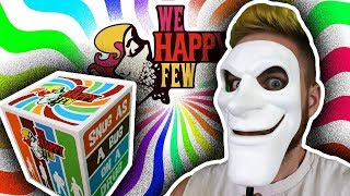 "Special Unboxing of ""The Time Capsule"" from We Happy Few!"