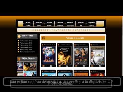 paginas recomendadas para ver películas online y para guitarristas