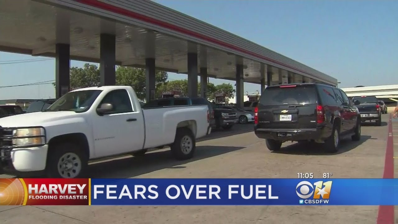 Gas Stations Across North Texas Running Out of Gas, Shortages Possible in Texoma