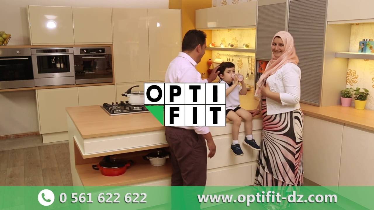 Publicit cuisine optifit 2016 youtube for Prix des cuisines equipees en algerie