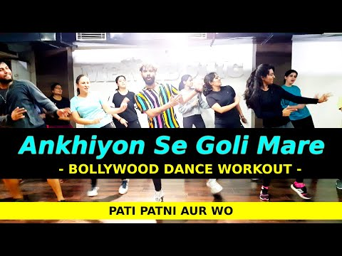 ankhiyon-se-goli-mare-bollywood-dance-workout-|-dance-fitness-choreography-|fitness-dance-with-rahul