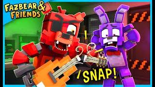 Foxy BROKE Bonnie's Guitar!? 🎵 - Fazbear & Friends Episode #3 [VERSION A]