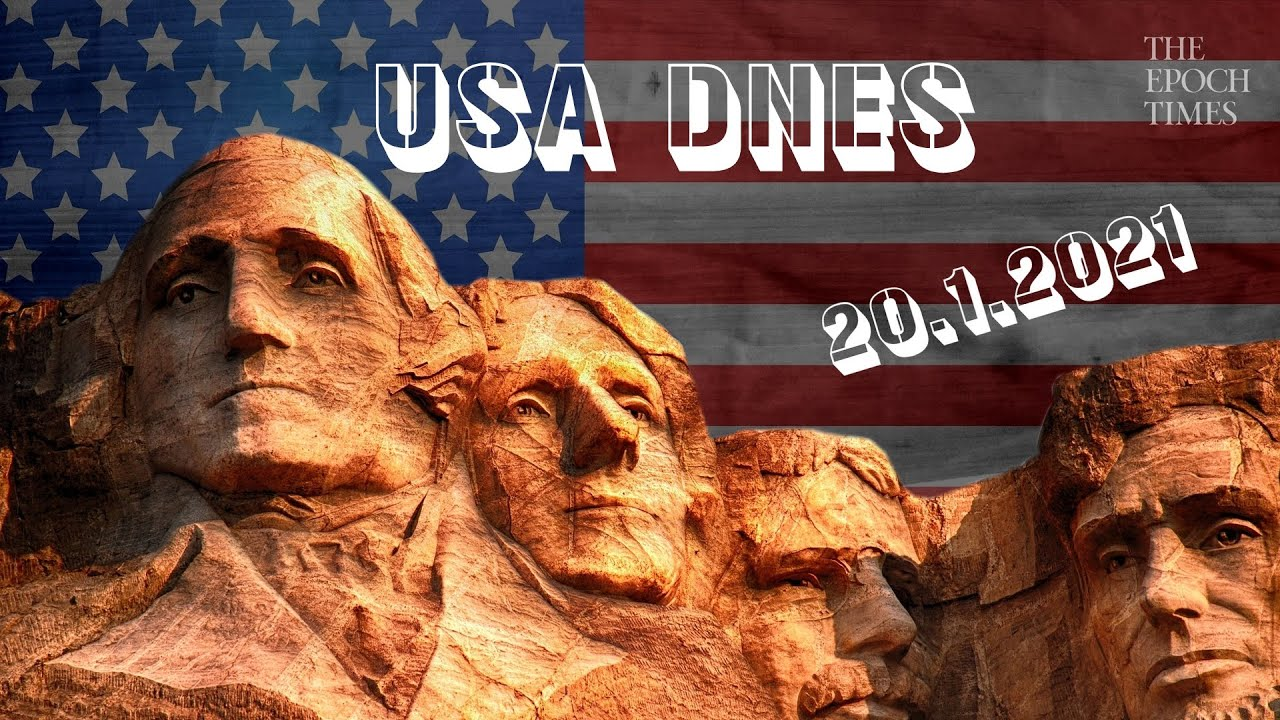 Denní přehled z USA: 20. ledna 2021