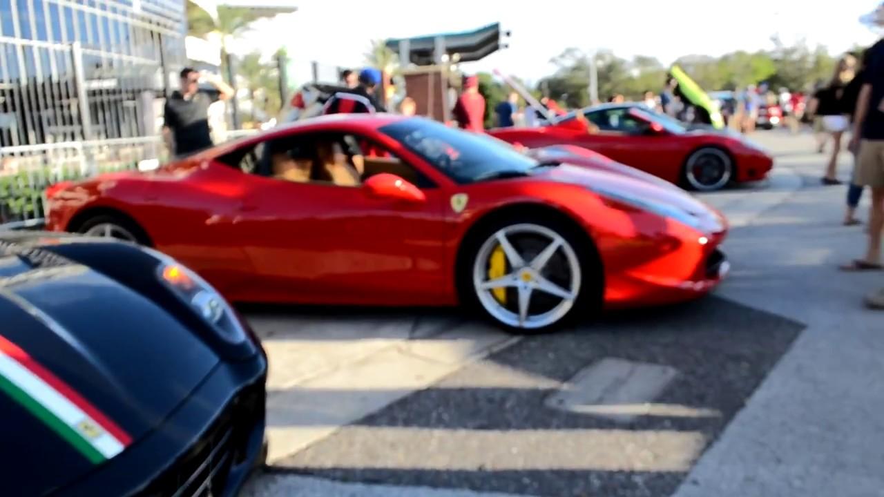 Cars And Coffee Jacksonville Florida Jaguar Stadium Ever Bank - Sports cars jacksonville fl