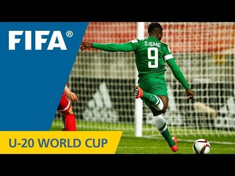 Nigeria V. Korea DPR - Match Highlights FIFA U-20 World Cup New Zealand 2015