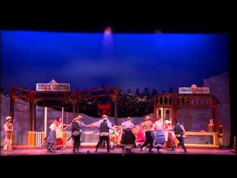 Miguel Del Aguila TIME AND AGAIN BARELAS Opera (from Act 1) NM Symphony And Chorus Figueroa