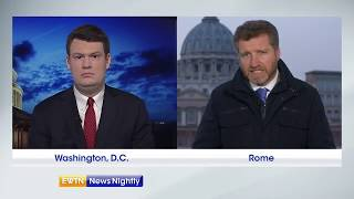 The Pope Accepts the Resignation of a Bishop in Nigeria - ENN 2018-02-19