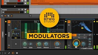 Bitwig Studio 2 Key Feature: Modulator Basics