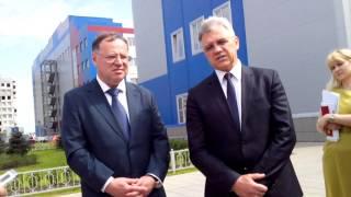 видео Алмаз - Антей - СЗРЦ концерна ПВО «Алмаз-Антей»