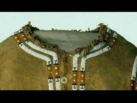 Art Treasures Of Nebraska - Native American Clothing