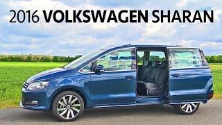 Volkswagen Sharan (2016) Features, Interior, Exterior [YOUCAR]