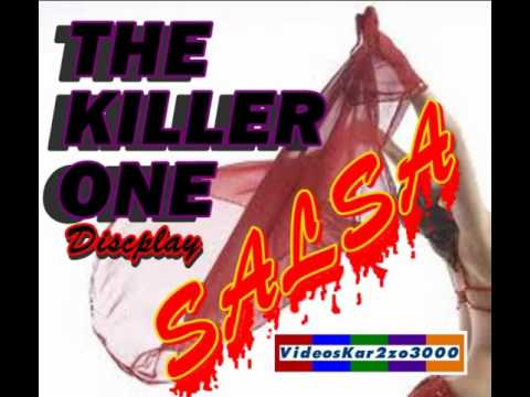 MINITECA THE KILLER ONE Salsa - CD