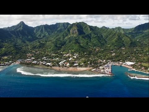 Planning for climate change in the Cook Islands