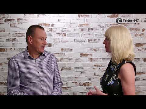 ExportNZ Excelerate100   INTERVIEW Mike Riley, Compac