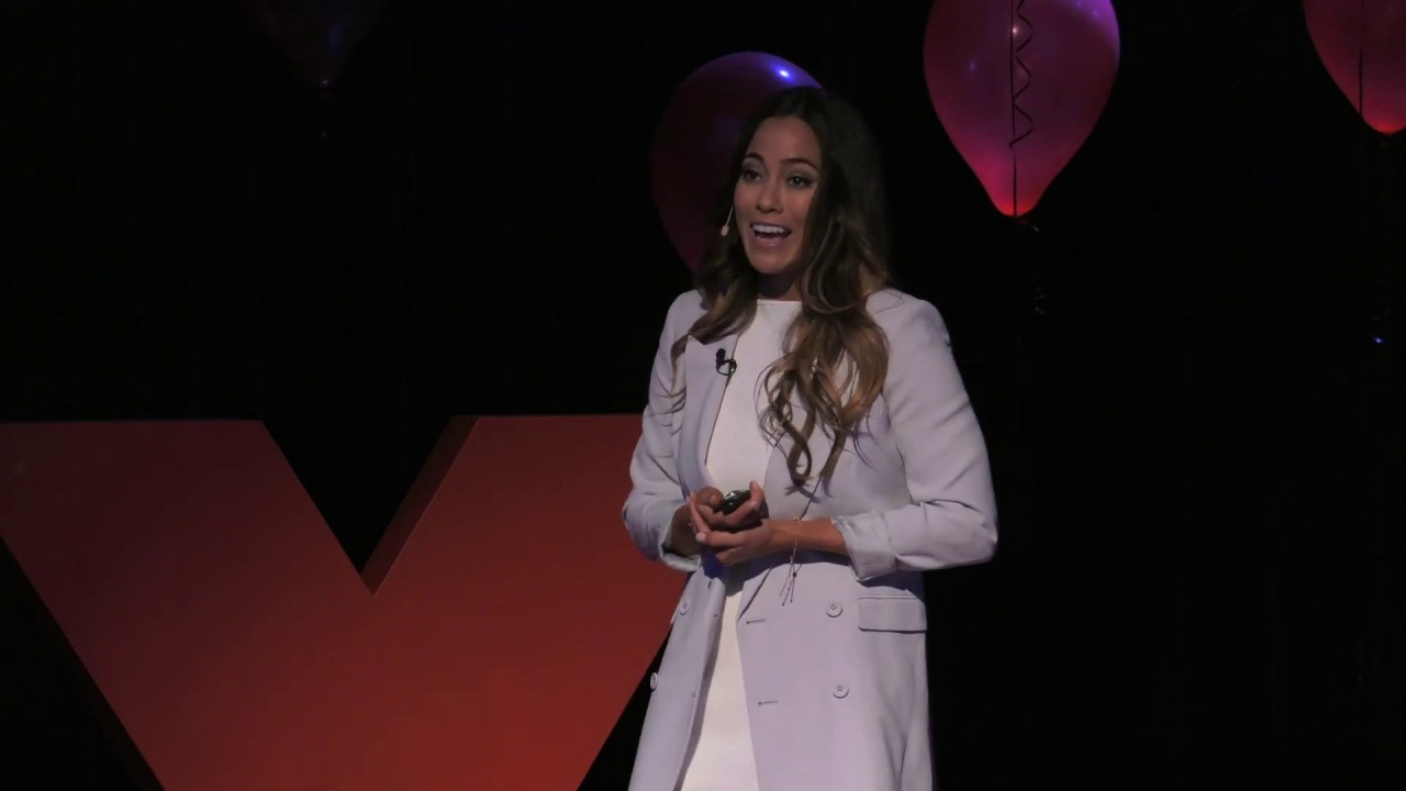 Post with a purpose: Building relationships online through oversharing | Ashley Legg | TEDxOU