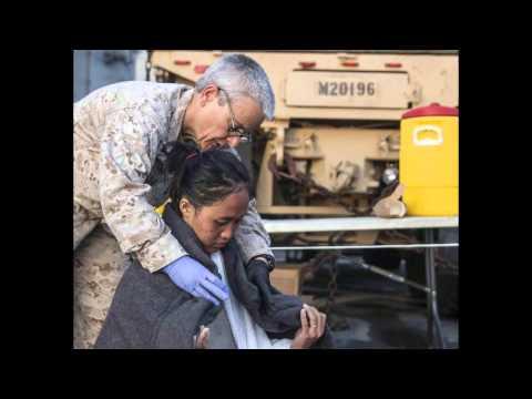 USS Rushmore Aids 65 People at Sea Near Indonesia