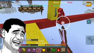 FUNNIEST Trap Moments in Bedwars!! 😆😂 (Blockman GO Blocky Mods)