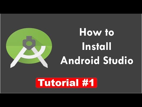 How To Install Android Studio On Windows 10 64 Bit | 2019| Hindi | Programming Tutorial