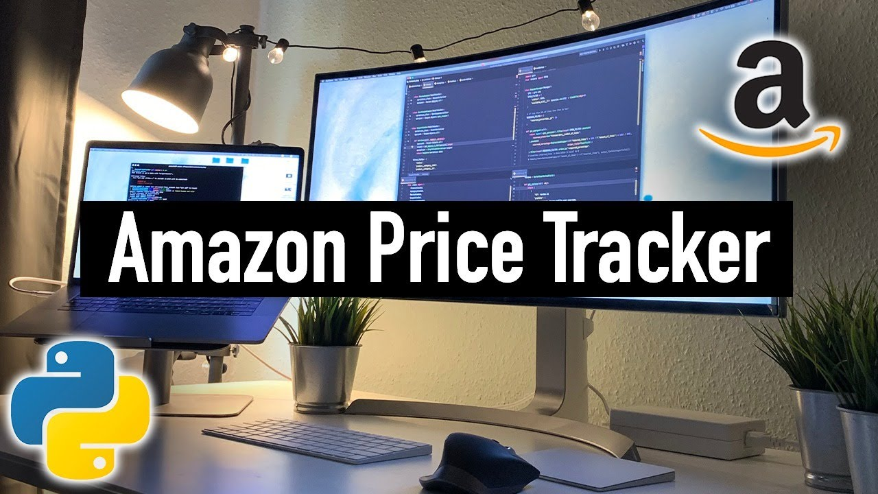 How to Build an AMAZON Price Tracker with Python (in 3 hours!)