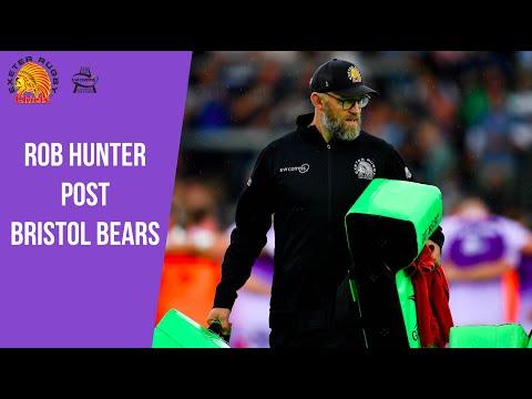 Chiefs TV - Rob Hunter post Bristol Bears Premiership Cup