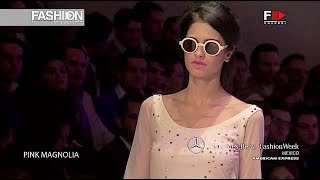 PINK MAGNOLIA Spring Summer 2013 MBFW Mexico - Fashion Channel