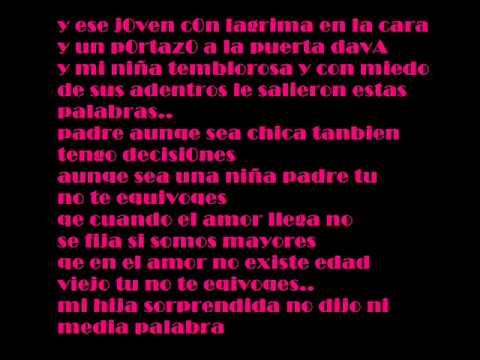 letra cancion amor gitano: