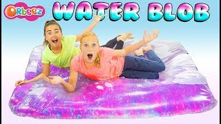 How To Make A GIANT ORBEEZ WATER BLOB! | Official Orbeez